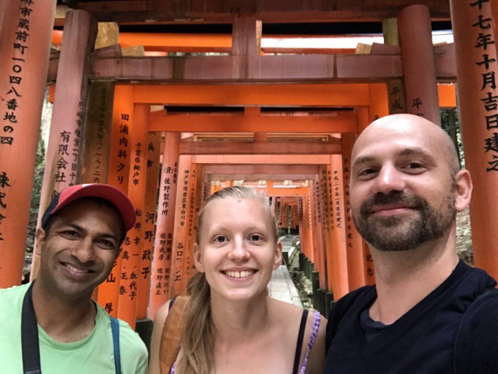 img 0038 1024x769 Kyoto (1/2) : sakura, karaoké, et pagodes