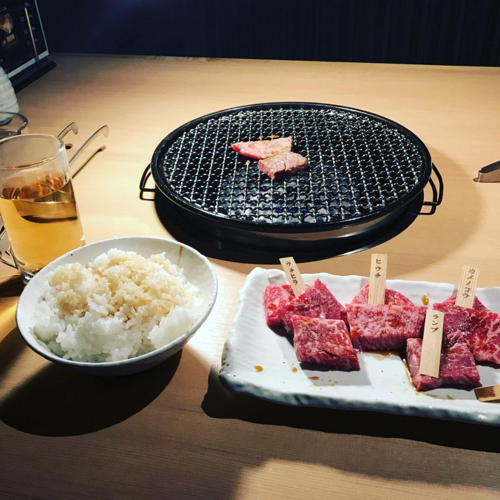 img 0151 1024x1024 Osaka (1/3) : orgie alimentaire, cerisiers précoces, pluie, et shopping