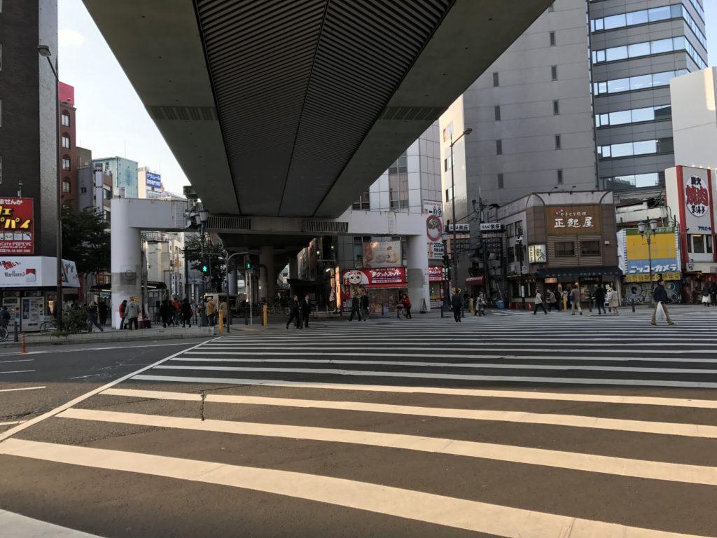 img 0244 1024x768 Osaka (1/3) : orgie alimentaire, cerisiers précoces, pluie, et shopping