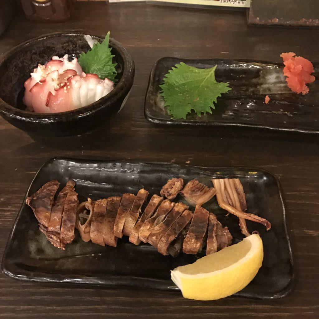 img 0433 1024x1024 Osaka (1/3) : orgie alimentaire, cerisiers précoces, pluie, et shopping