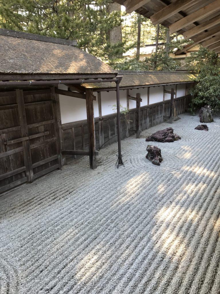 img 0696 768x1024 Koyasan (Mt. Koya) : une nuit parmi les moines, une journée parmi les morts