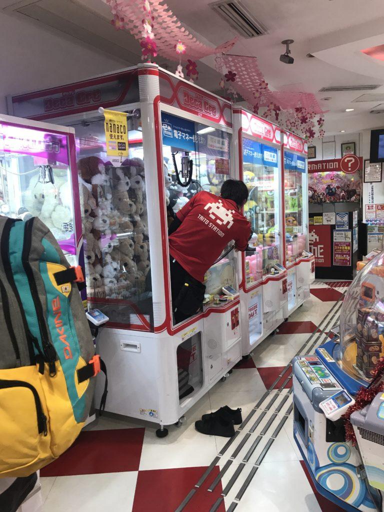 img 1097 1 768x1024 Osaka (3/3) / Kobe : Boeuf, Clubs et Jeux darcade