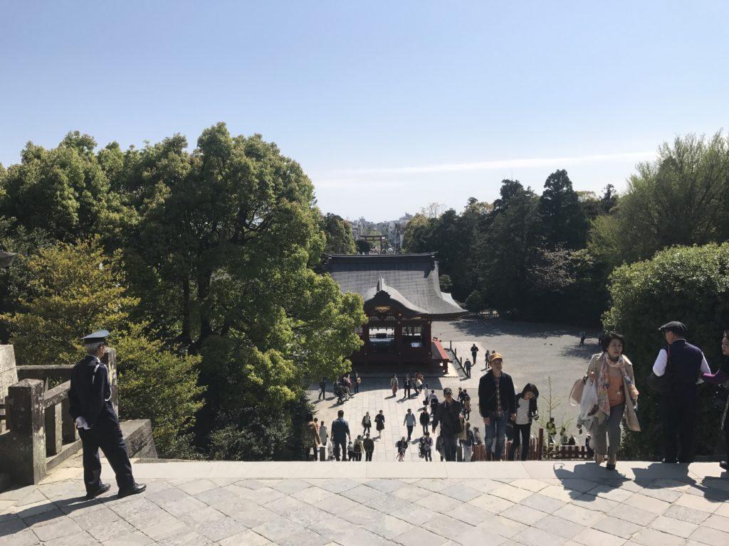 img 1711 1024x768 Kamakura : temples, mer et sushis
