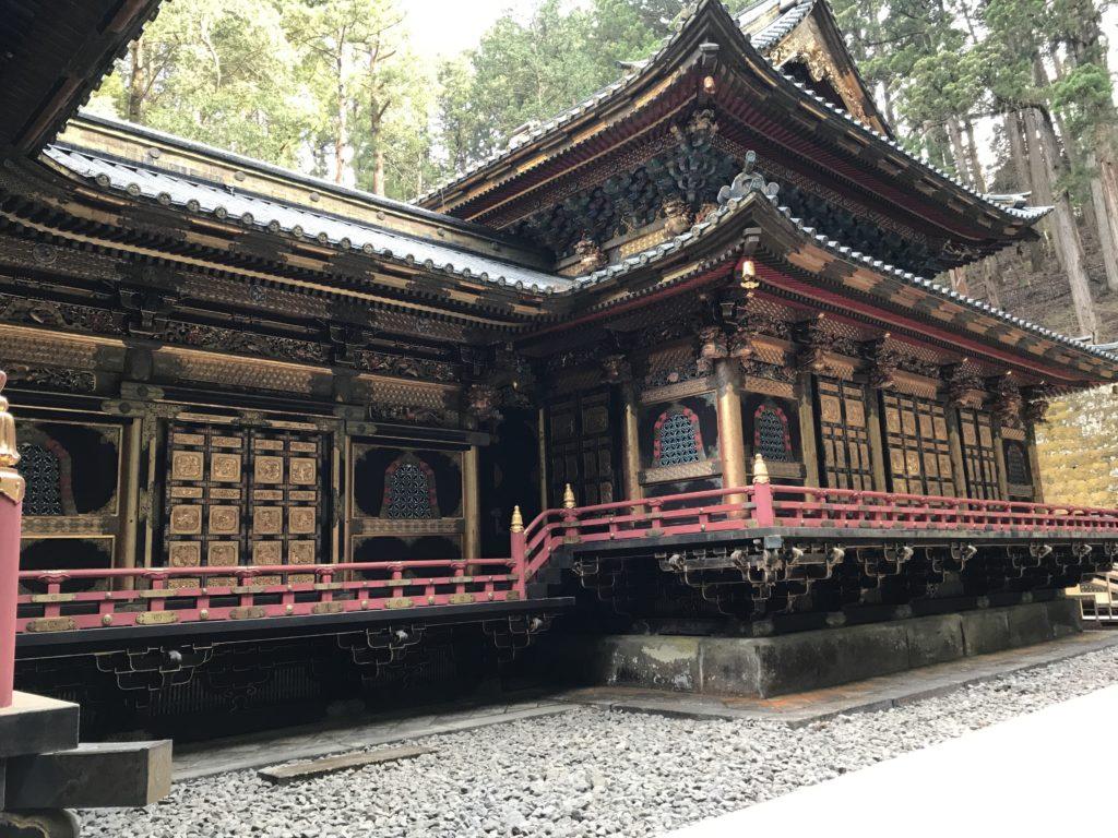 img 1820 1024x768 Nikkō : temples, dragons et lac Chûzenji