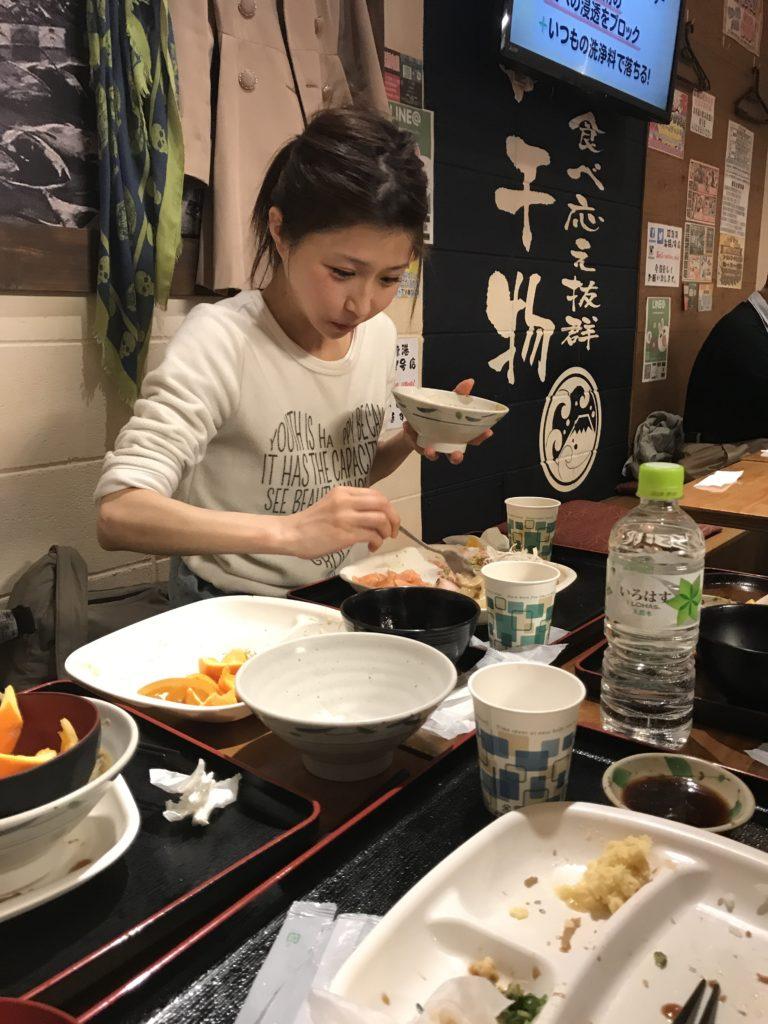 img 1926 768x1024 Tokyo (2/2) : All you can eat, parcs, temples et adieux japonais