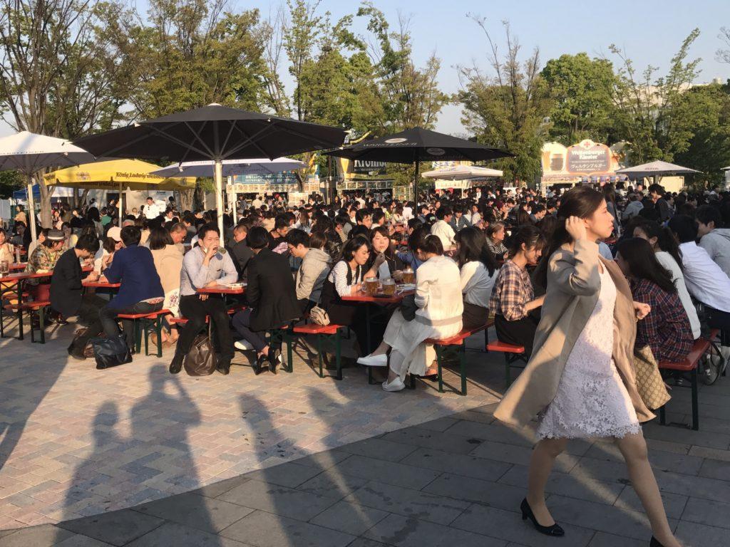 img 2221 1024x768 Tokyo (2/2) : All you can eat, parcs, temples et adieux japonais