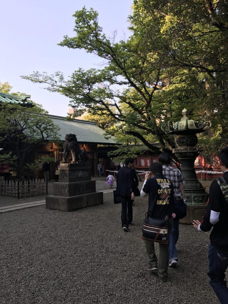 img 2406 768x1024 Tokyo (2/2) : All you can eat, parcs, temples et adieux japonais