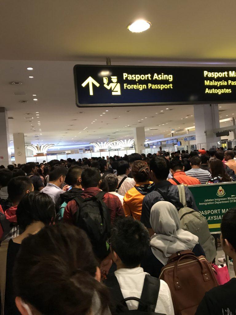 img 2431 768x1024 Kuala Lumpur : mauvais départ, twin towers et cocktails
