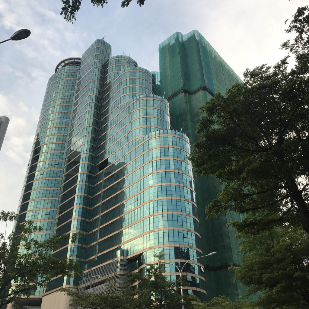 img 2463 1024x1024 Kuala Lumpur : mauvais départ, twin towers et cocktails