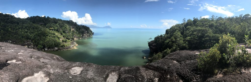 img 2762 1024x336 Sarawak : Kuching, Semmengoh et Bako National Park