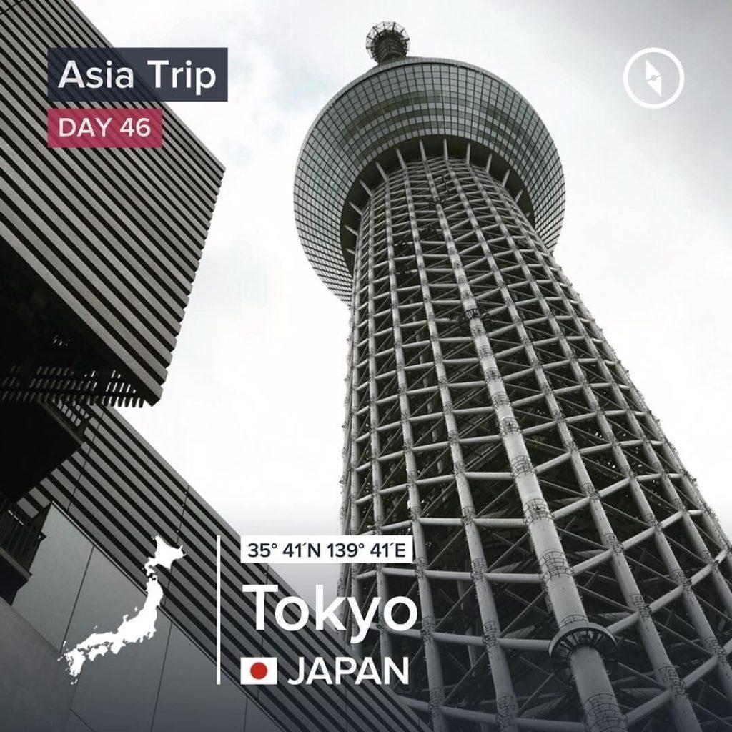 img 3496 1024x1024 Tokyo (1/2) : Skytree Tower, folle Akihabara, Photo et Shopping