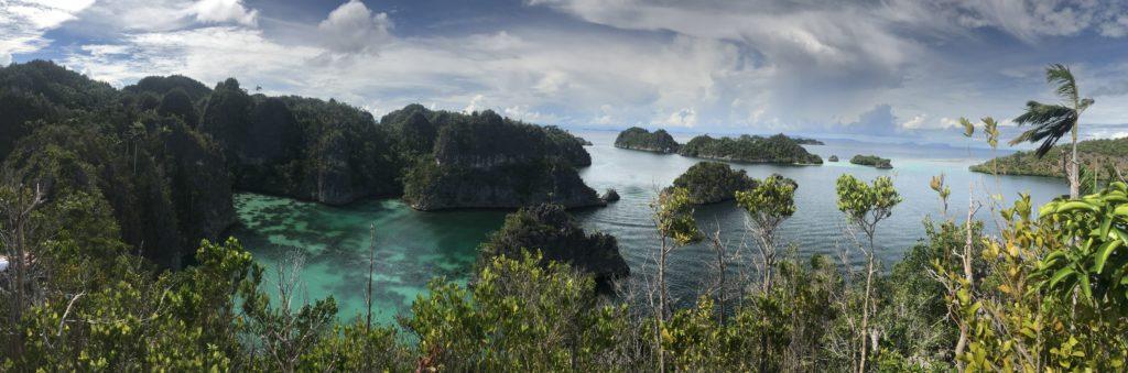 IMG 6176 1024x339 Raja Ampat : un paradis sur terre (... quand la météo est daccord)
