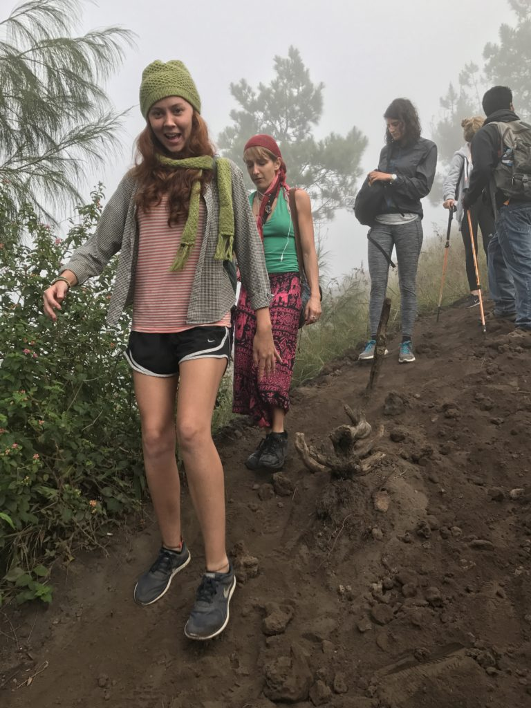 img 4335 768x1024 Ubud : Mont Batur, turmeric, courbatures et massages