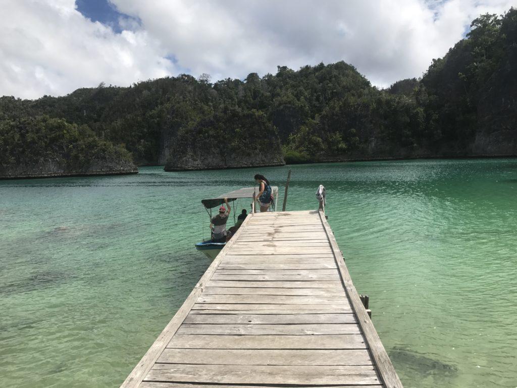 img 6104 1024x768 Raja Ampat : un paradis sur terre (... quand la météo est daccord)