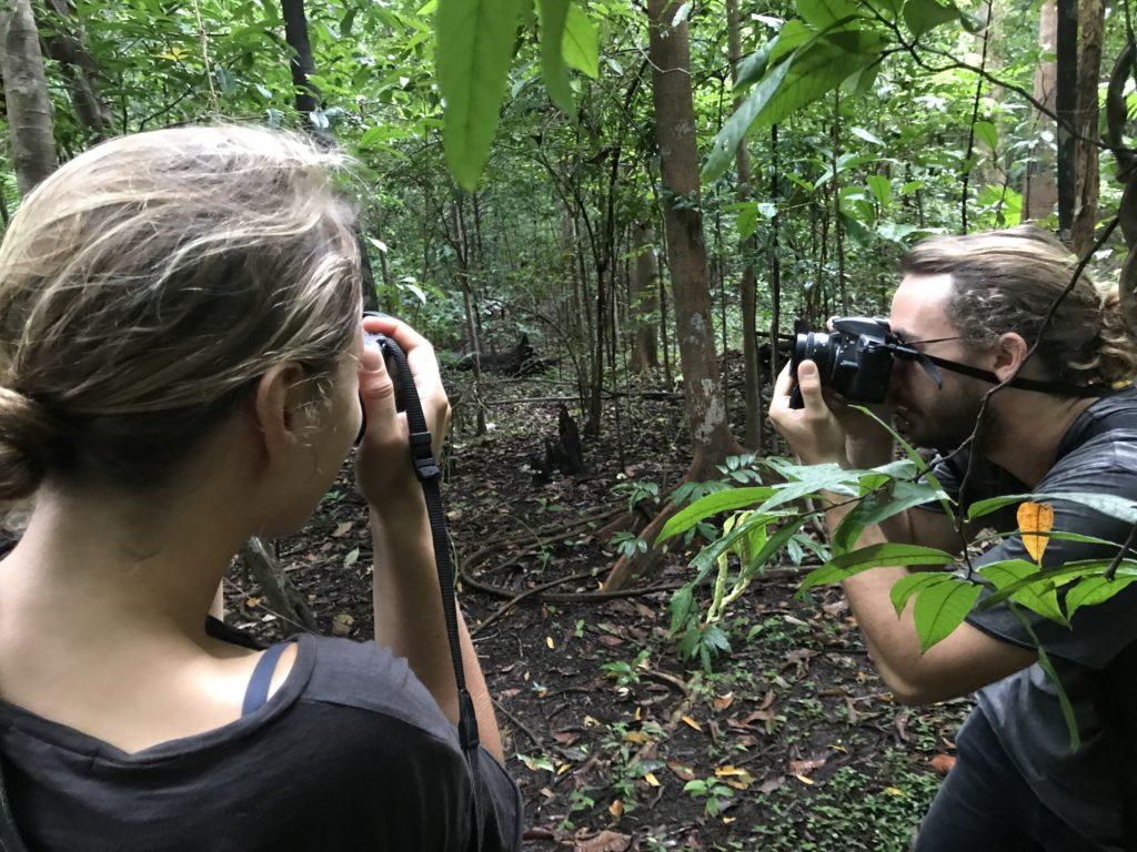 img 6712 1024x768 Tangkoko : à la recherche du primate le plus petit du monde