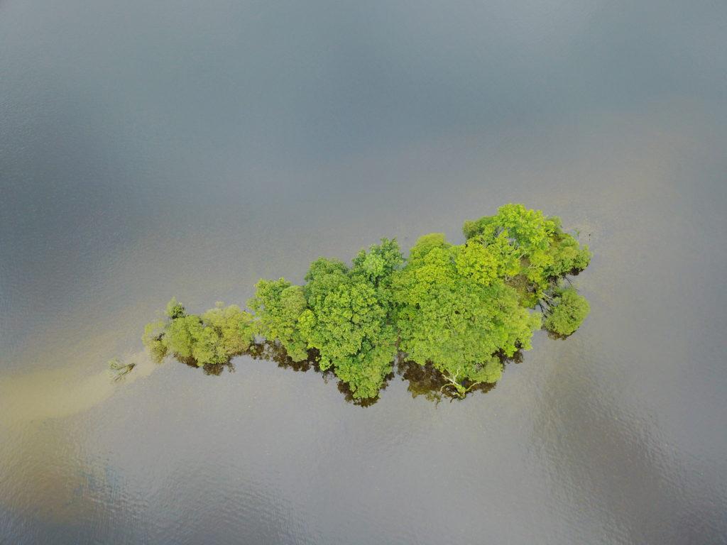 DJI 0850 1024x768 Loch Lomond et la région de Glencoe