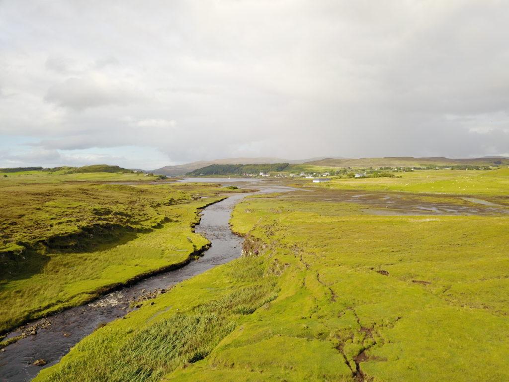 DJI 0948 1024x768 Île de Skye : Châteaux, Moutons et Merveilles