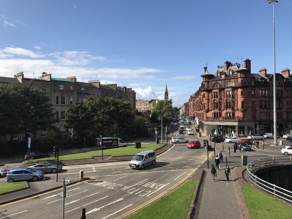 img 1550 1024x768 Stirling / Glasgow : retour en milieu urbain