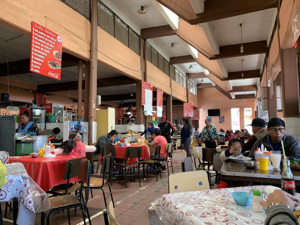 IMG 3376 1024x768 4 jours à Sucre : musées, marché, cuisine et bons restos