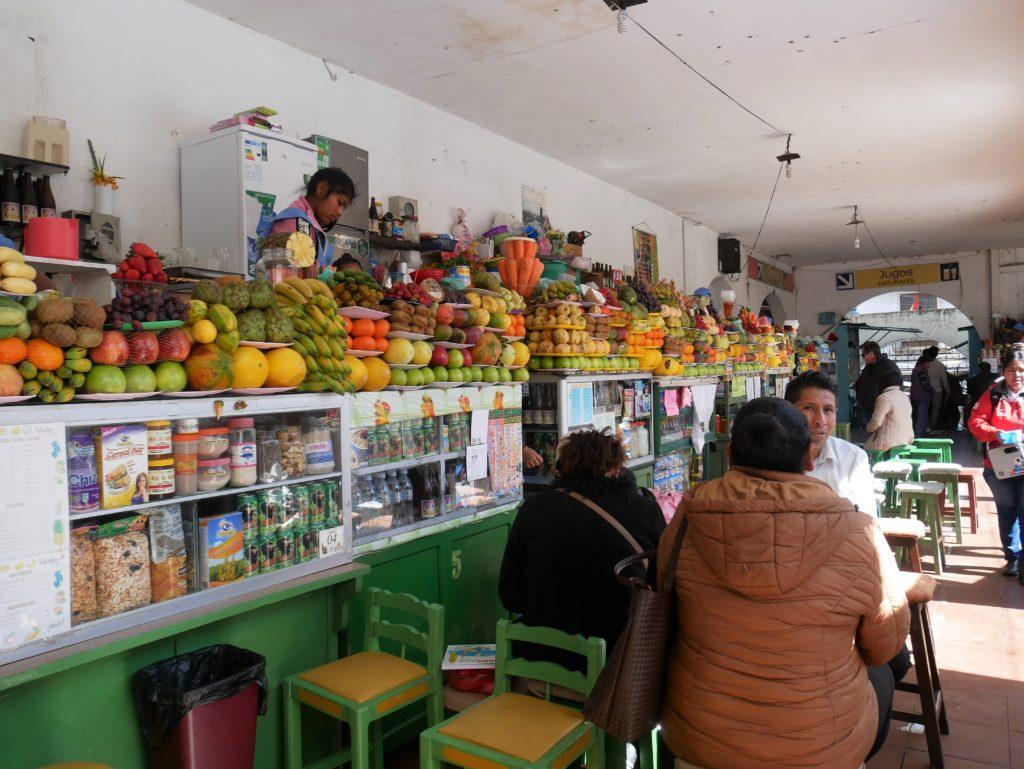P1030613 1024x769 4 jours à Sucre : musées, marché, cuisine et bons restos