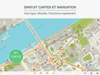 maps.me  5 applications utiles en voyage