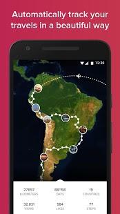Polarsteps 5 applications utiles en voyage