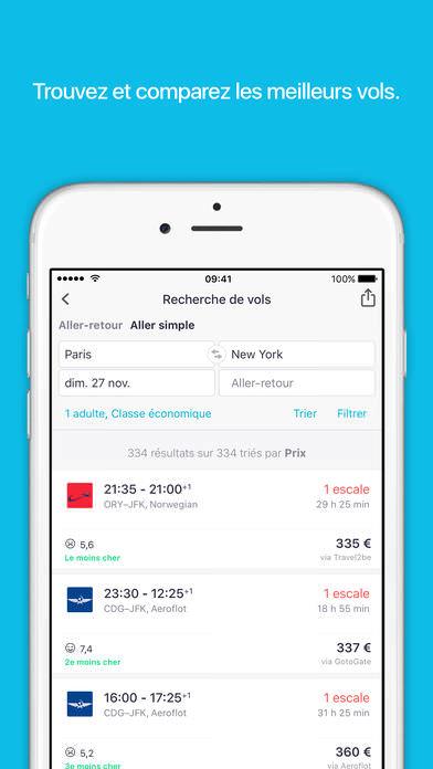 skyscanner 5 applications utiles en voyage