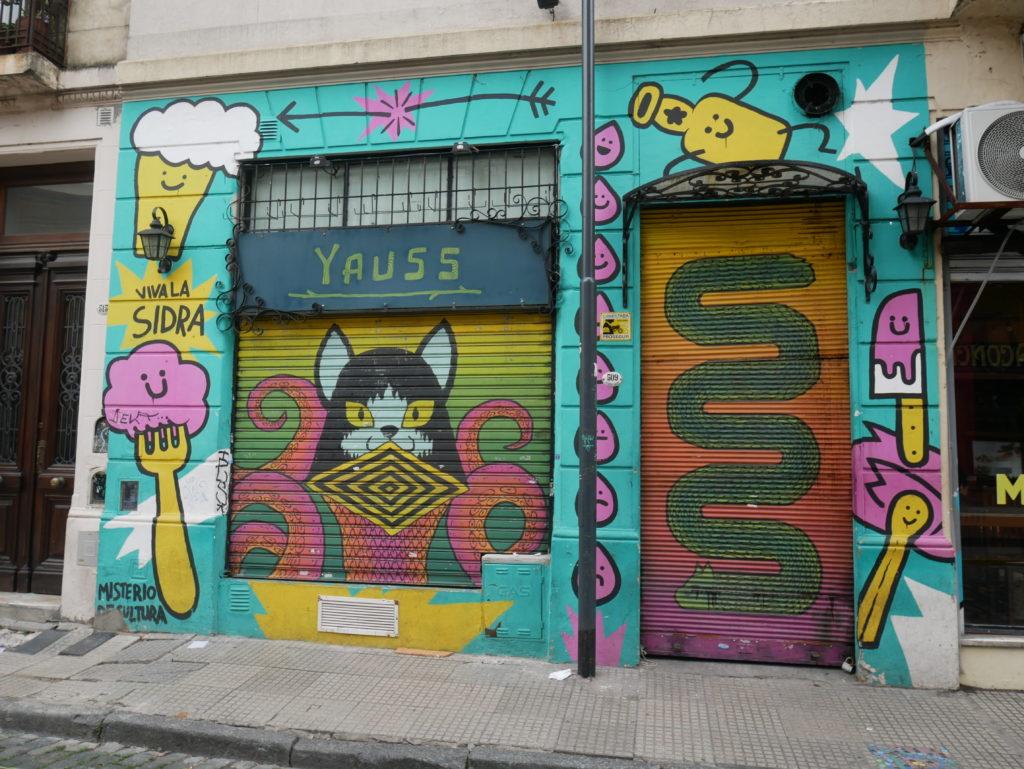 P1020771 1024x769 Buenos Aires (1/2) : première incursion en Argentine