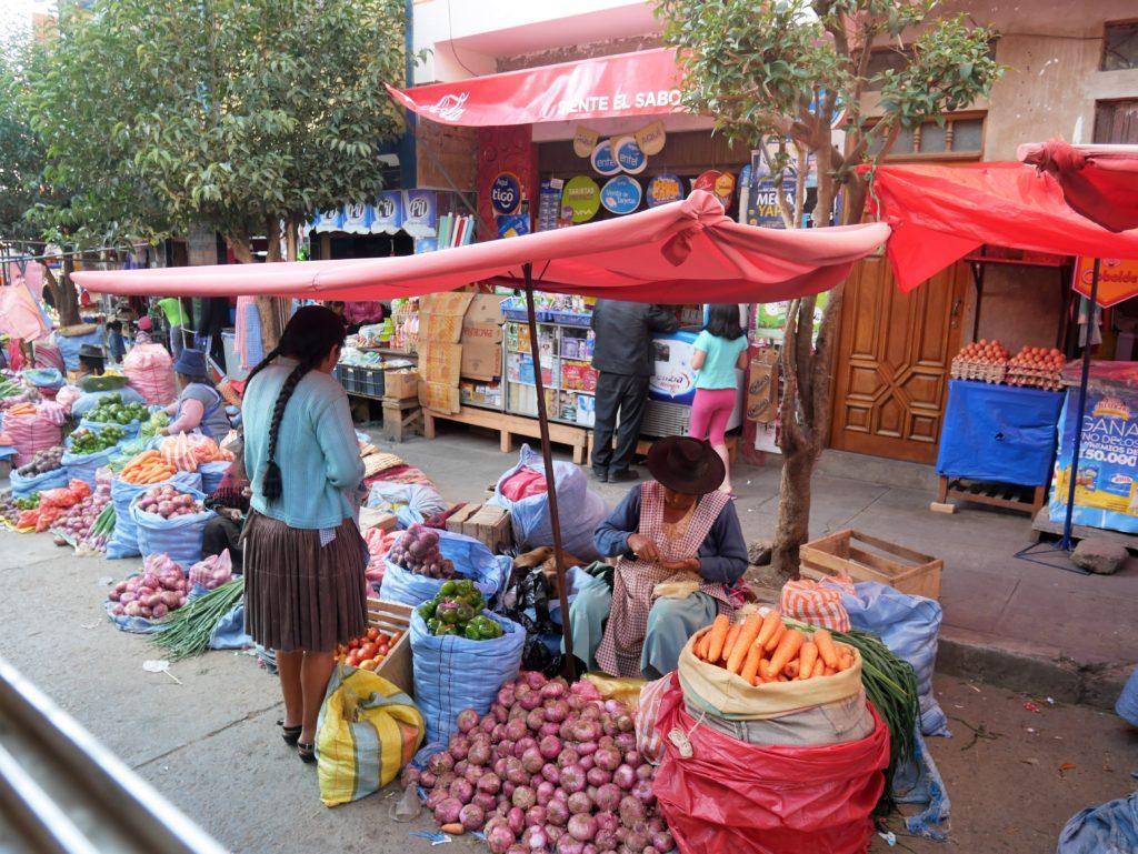 P1030688 1024x769 4 jours à Sucre : musées, marché, cuisine et bons restos