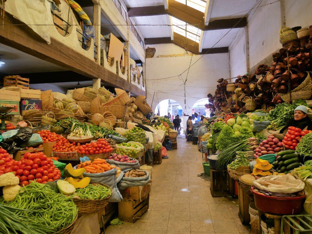 P1030702 1024x769 4 jours à Sucre : musées, marché, cuisine et bons restos